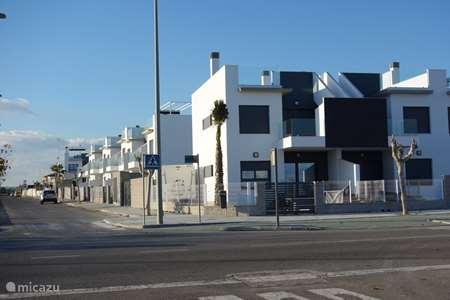 Vakantiehuis Spanje, Costa Blanca, Pilar de la Horadada geschakelde woning Pilar de la Horadada