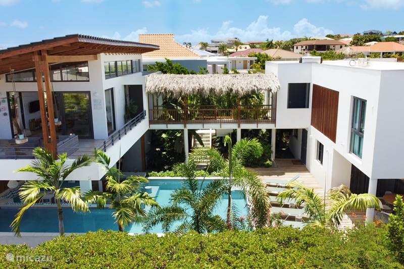 Vacation rental Curaçao, Banda Ariba (East), Vista Royal Villa Hakuna Matata