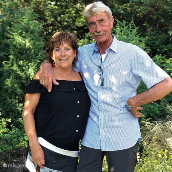 Jan & Rita Huizinga