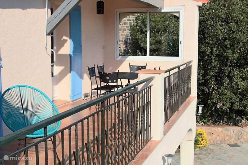 Vakantiehuis Frankrijk, Côte d´Azur, Les Issambres Villa Villa Savoir Vivre uitzicht zee