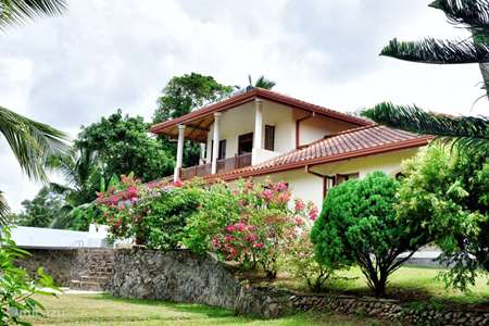 Vacation rental Sri Lanka – villa Sri Lanka