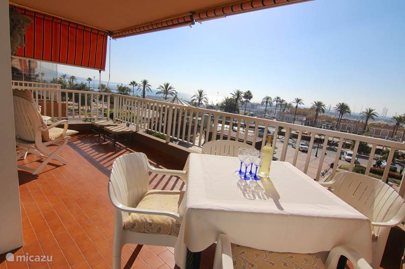 Vakantiehuis Spanje, Costa del Sol, Fuengirola Appartement Appartement Paraiso Playa