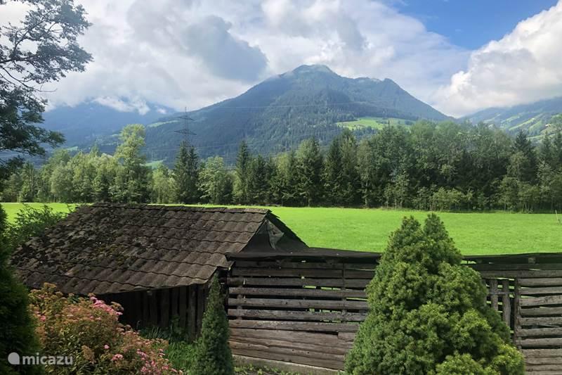 Vacation rental Austria, Tyrol, Hart im Zillertal Holiday house Holidayhome Spieljochblick
