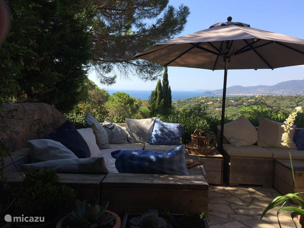 Vacation rental France, French Riviera, Gigaro Holiday house La Rascasse