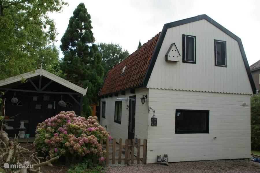 Vakantiehuis Nederland, Noord-Holland, Andijk vakantiehuis Houten Wammes
