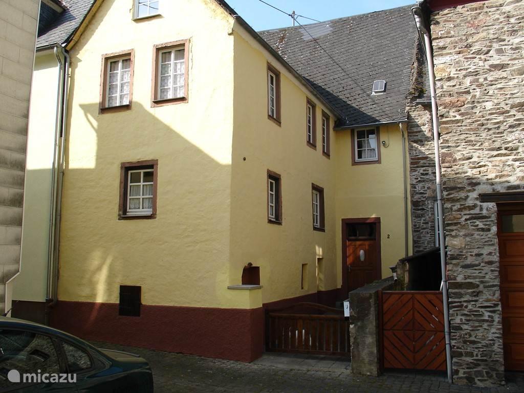 Vakantiehuis Duitsland, Moezel, Bruttig-Fankel - vakantiehuis Huis Mirage