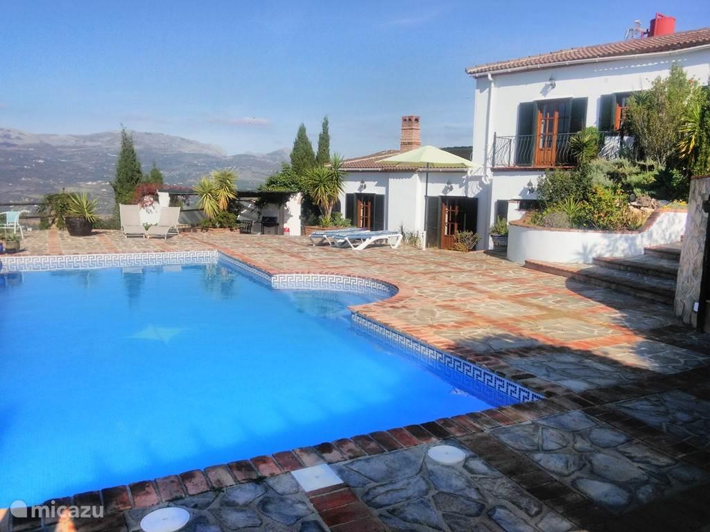 Vakantiehuis Spanje, Andalusië – villa Arthurs Vineyard