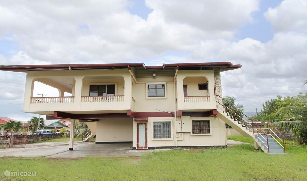 Vakantiehuis Suriname, Paramaribo, Paramaribo Vakantiehuis Sweet Home