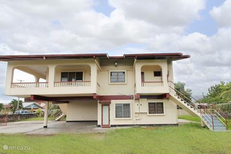 Vakantiehuis Suriname – vakantiehuis Sweet Home
