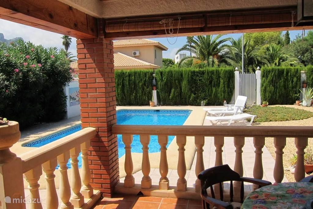 Vakantiehuis Spanje, Costa Blanca, Els Poblets Bungalow Vrijstaande bungalow met zwembad
