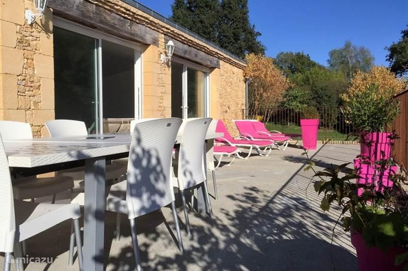 Vakantiehuis Frankrijk, Dordogne, Saint-Rabier Vakantiehuis La Tortue