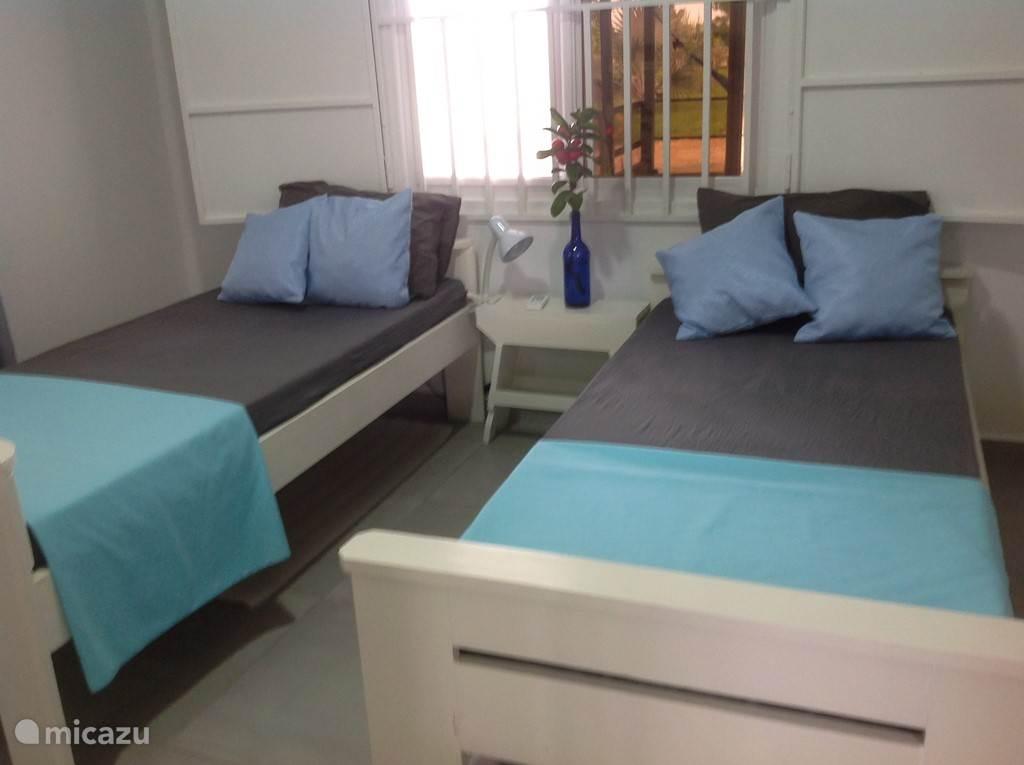Tweede slaapkamer.