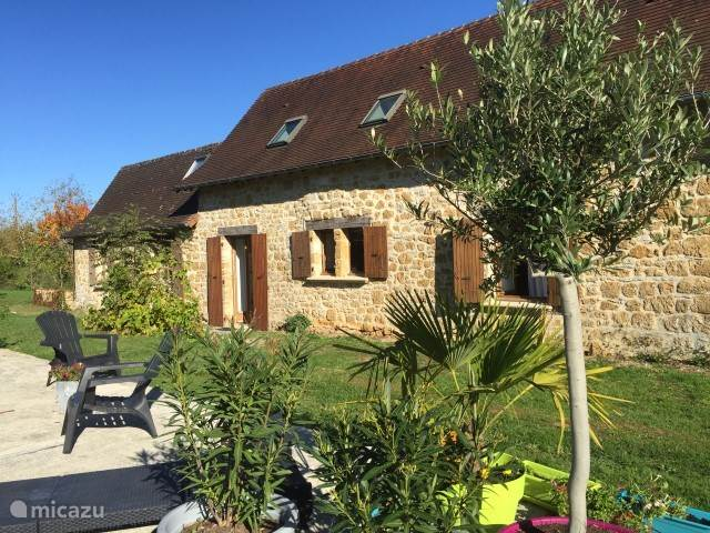 Vacation rental France, Dordogne, Daglan - holiday house Magali