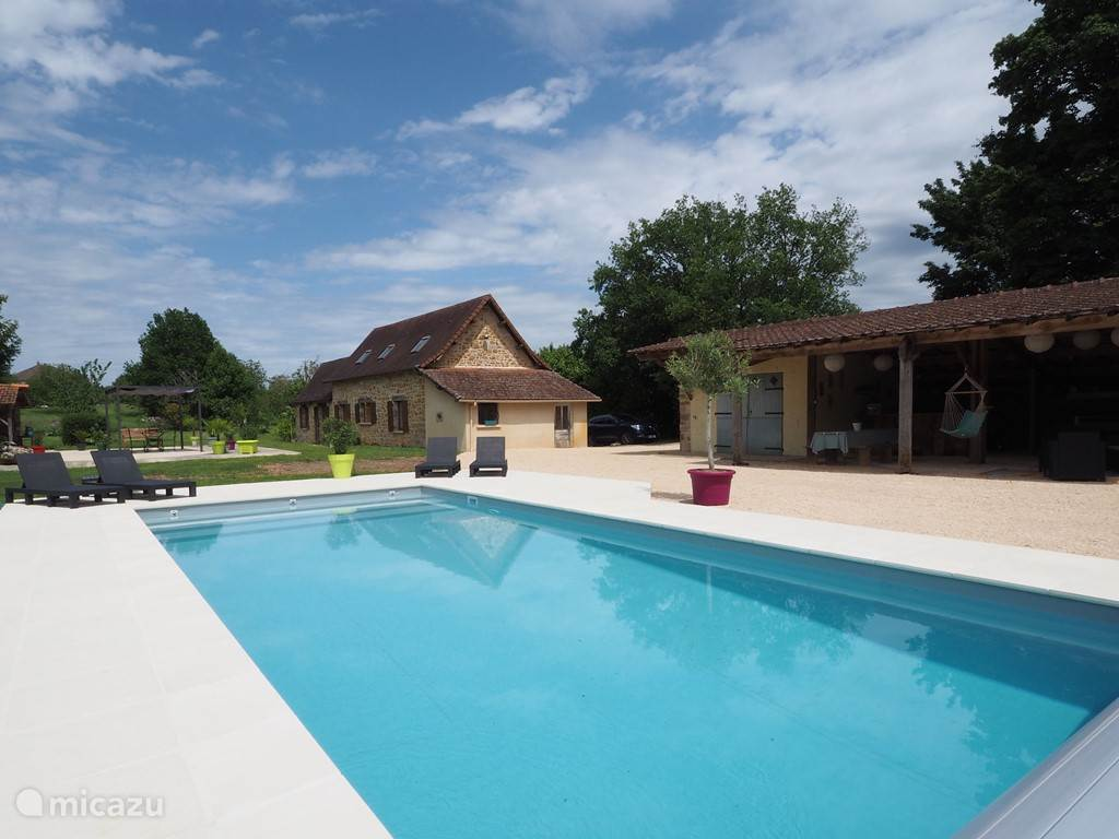 Great Vacation Rental France, Dordogne, Chavagnac Holiday House Magali ...