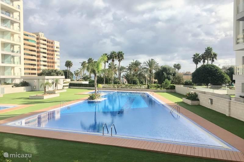 Vakantiehuis Spanje, Costa Blanca, La Mata Appartement Aquanatura Beach