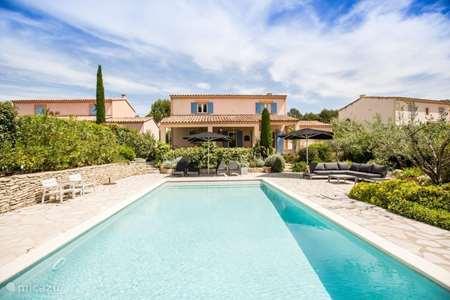 Vacation rental France, Vaucluse, Saumane-de-Vaucluse villa Villa Demeures du Luc (311)