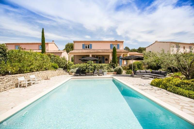 Vakantiehuis Frankrijk, Vaucluse, Saumane-de-Vaucluse Villa Villa Demeures du Luc (311)
