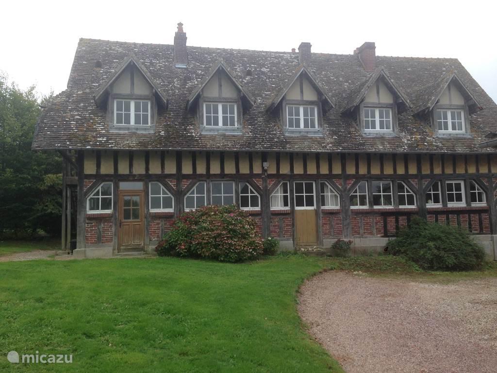 Vakantiehuis Frankrijk, Calvados, Prêtreville Vakantiehuis Des Amis