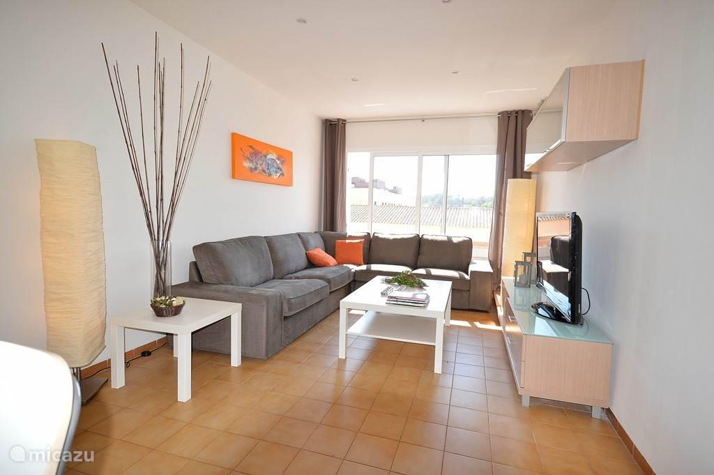 Vakantiehuis Spanje, Costa Brava, Palamos appartement Palamos Appartement 2 verdiepingen