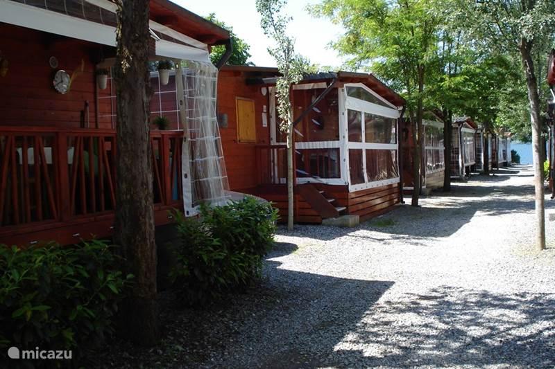 Vakantiehuis Italië, Italiaanse Meren, Porlezza Chalet Mooi-Italie chalet Torino 16