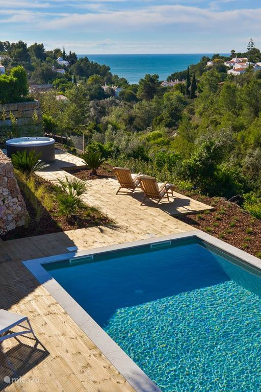 Ferienwohnung Portugal, Algarve, Carvoeiro Villa Casa Vittore