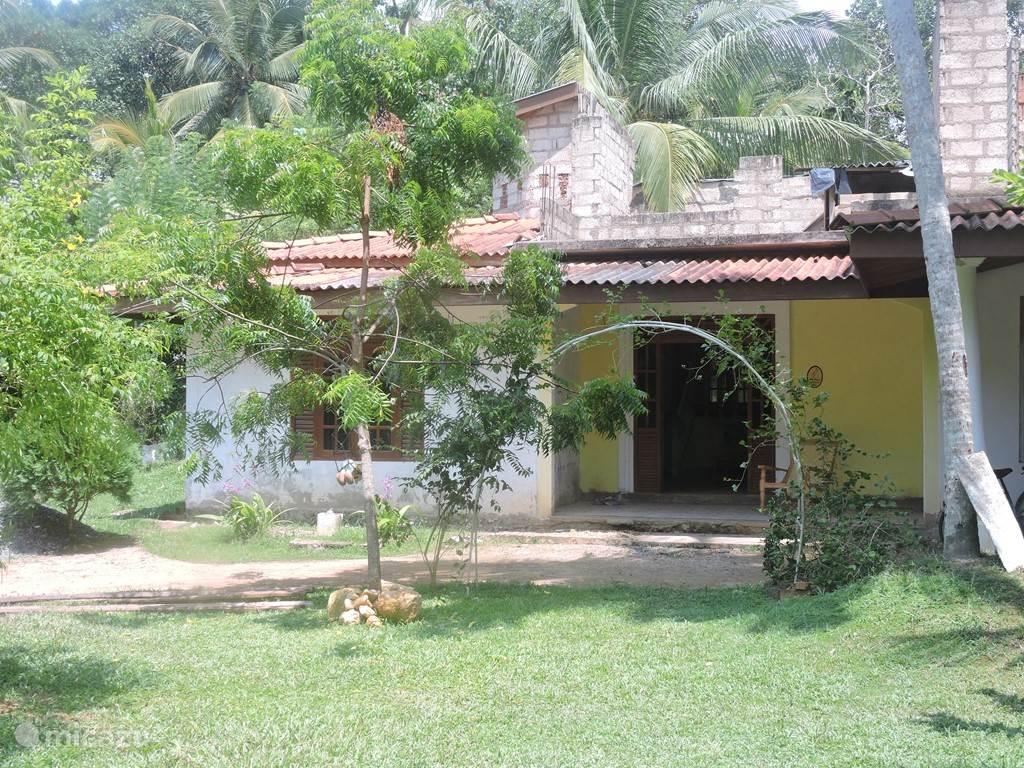Vakantiehuis Sri Lanka, Zuid, Habaraduwa - villa Meepe Holiday House