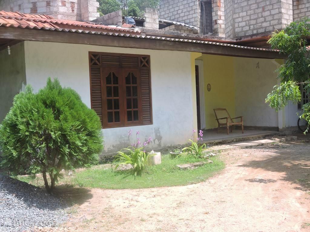 Vakantiehuis Sri Lanka, Zuid, Habaraduwa Villa Meepe Holiday House