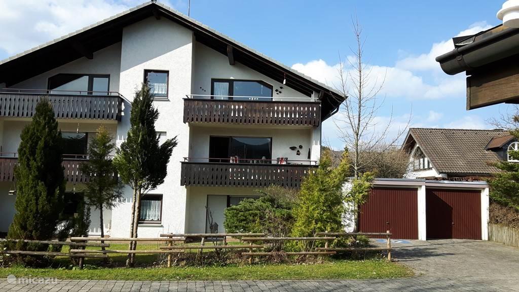 Vakantiehuis Duitsland, Sauerland, Winterberg appartement Winterberg-Hasewinkel