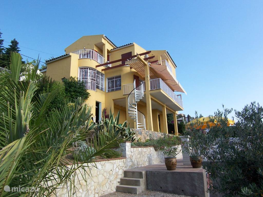 Vakantiehuis Spanje, Costa Brava, Calonge villa Casa Verde