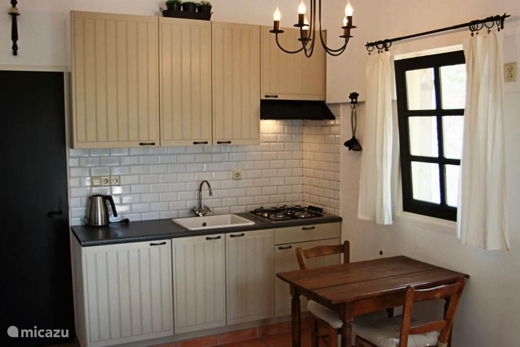 Kitchen of apartment