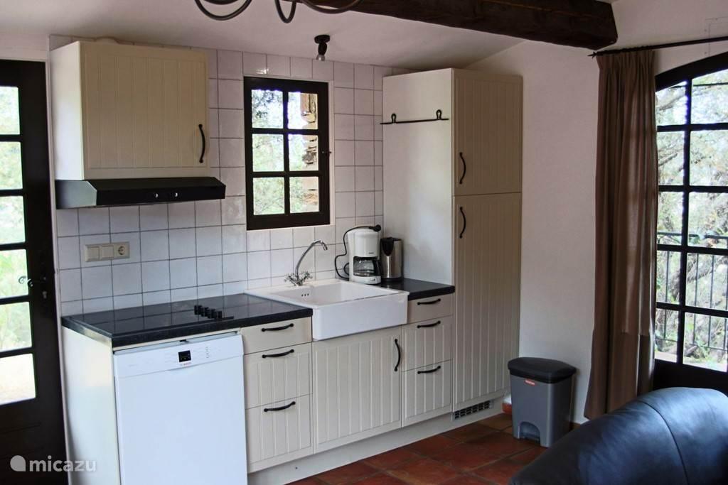 Keuken van appartement
