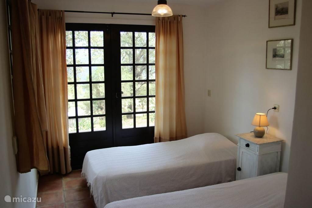 Slaapkamer van appartement