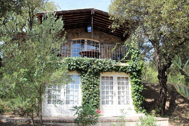 Vacation rental France, French Riviera,  Le Plan-de-la-Tour Villa Domaine Bon Vivre sea view
