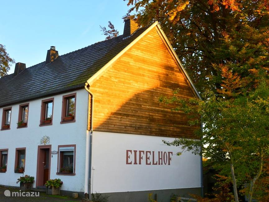 Vacation rental Germany, Eifel, Benenberg holiday house Eifelhof