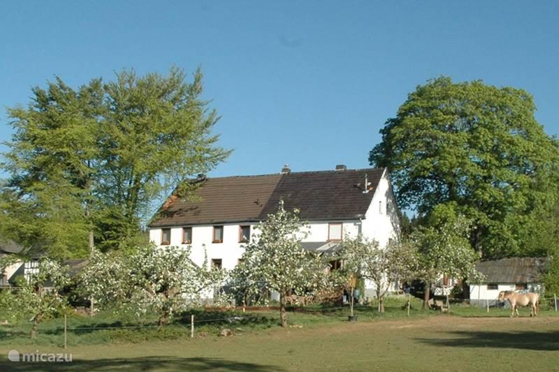 Vakantiehuis Duitsland, Eifel, Benenberg Vakantiehuis Eifelhof