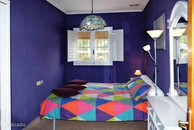 Slaapkamer Violet