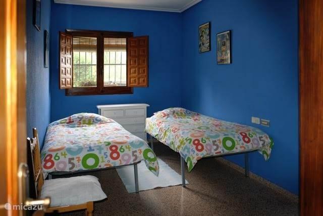 Slaapkamer Azul Azul