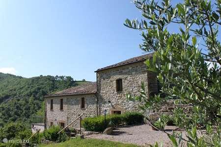 Vakantiehuis Italië, Marche, Pergola appartement Agriturismo Carincone app Aria
