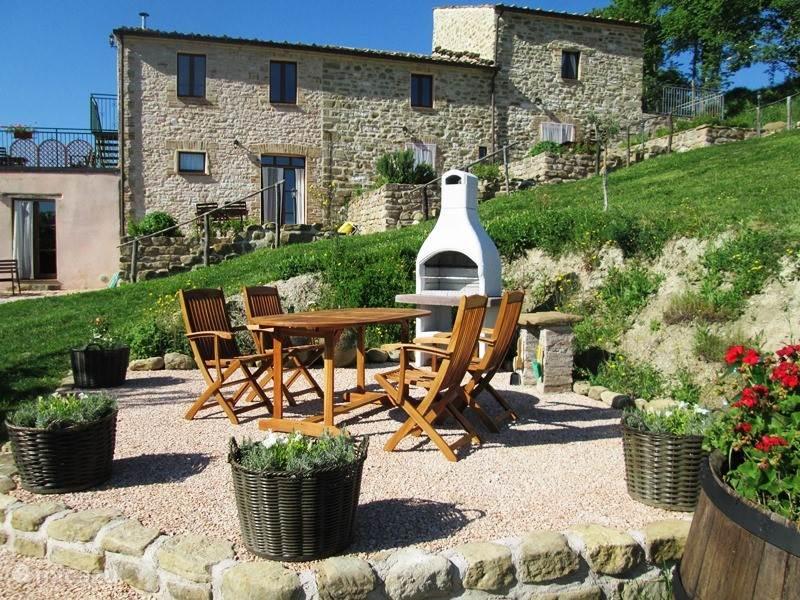 Terrassen kant Carincone