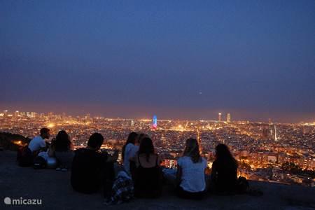 Turó de la Rovira, the best views over Barcelona