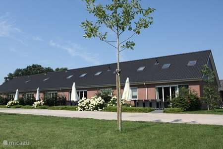 Vacation rental Netherlands, Overijssel, Haaksbergen holiday house 'T Katreel farmhouse apartment