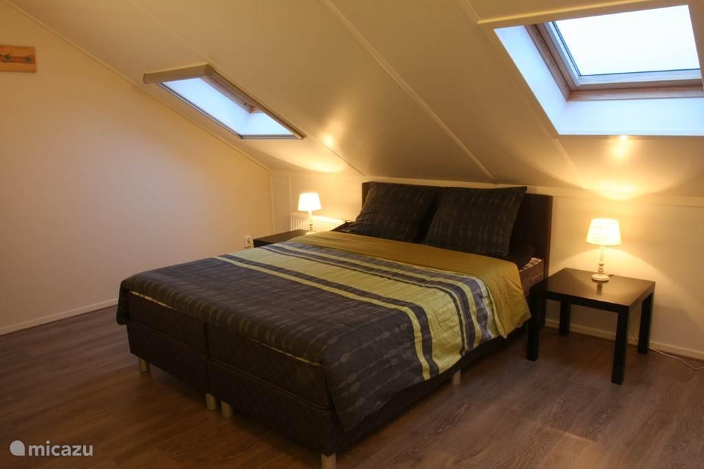 2 persoons slaapkamer (1e verdieping) slaapkamer 2