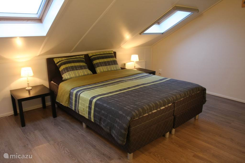 2 persoons slaapkamer (1e verdieping) slaapkamer 3