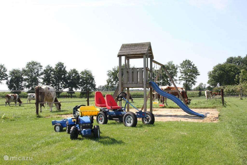 Speeltuin voor de kinderen