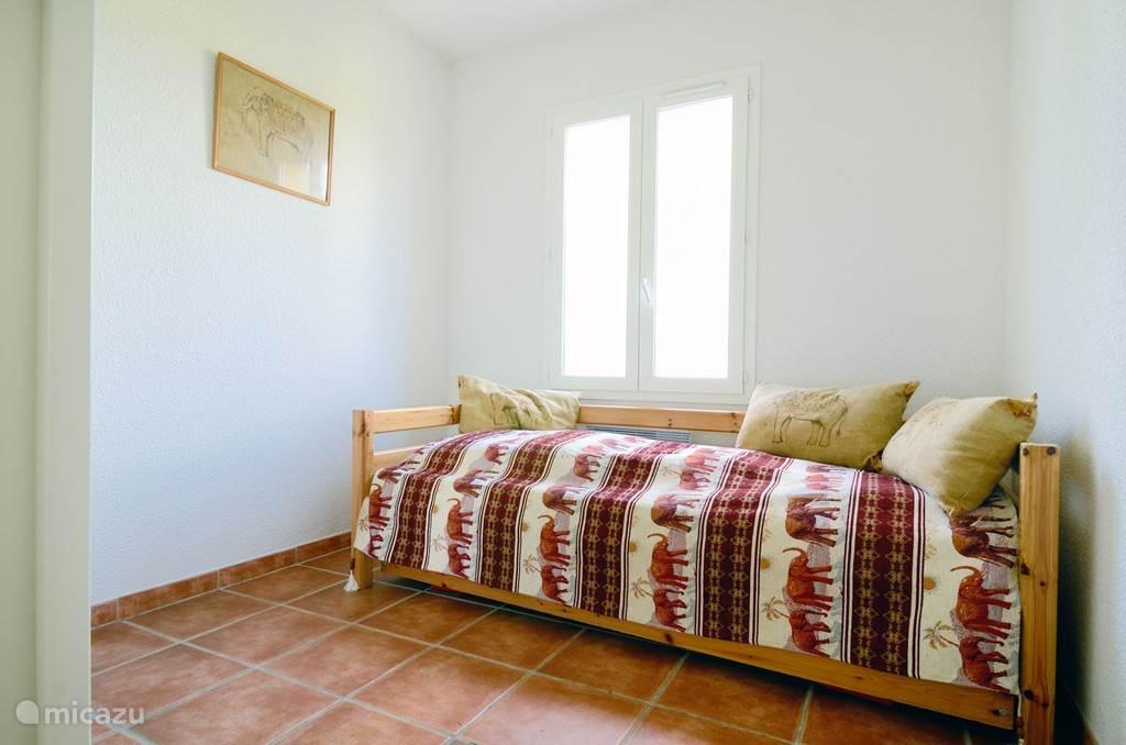 Slaapkamer 3 bed met onderschuifbed
