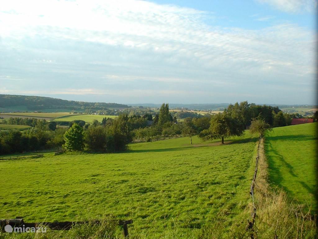 Limburgs uitzicht in de omgeving