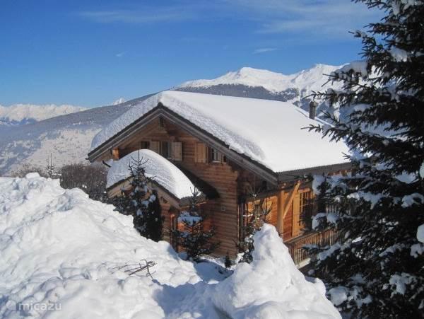 Vakantiehuis Zwitserland, Wallis – chalet Dormez Bien