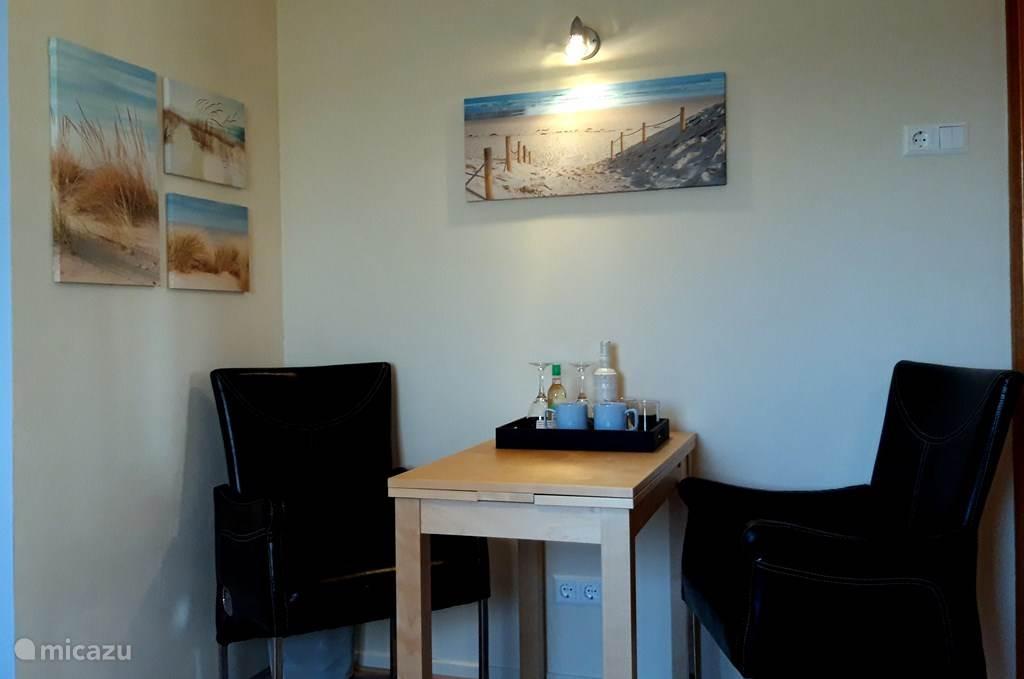Vakantiehuis Nederland, Noord-Holland, Wieringerwaard Bed & Breakfast B&B De Pauw :Kamer Strand en Zee