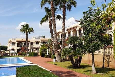 Vakantiehuis Spanje, Costa Blanca, Torrevieja appartement Casa Luna