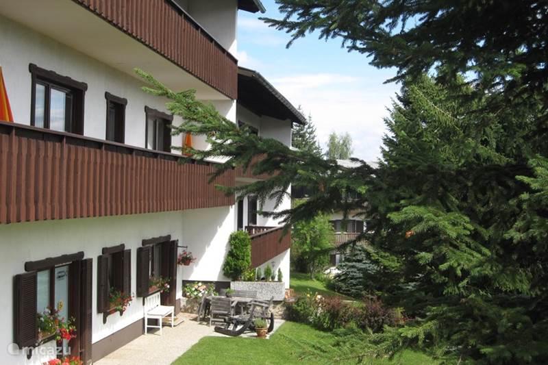 Vacation rental Austria, Carinthia, Sankt Stefan im Lavanttal Apartment Haus koralpe